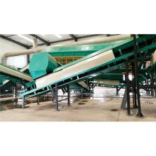 Máquina de clasificación de reciclaje de residuos de la casa de alta calidad con CE e ISO