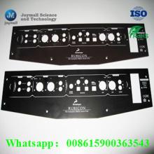 Panel de control de aleación de aluminio de encargo pintado