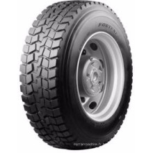 china top qualité chengshan fortune austone camion pneu 265 / 70r19.5 à vendre
