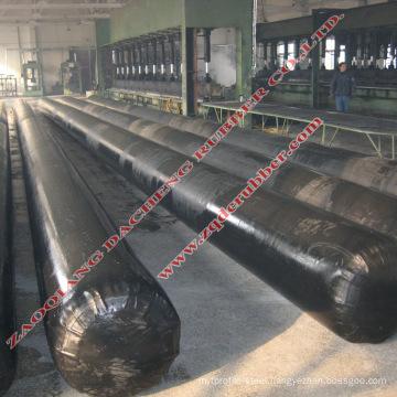 China Inflatable Rubber Culvert Making Balloons to Kenya