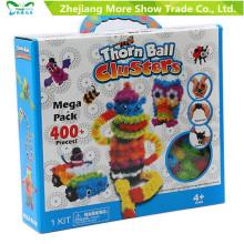400+ Megapack DIY Puzzle Educational Festival de Noël Cadeau d'anniversaire pour enfants Thorn Ball Toys