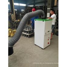 Extractor de humos de soldadura móvil