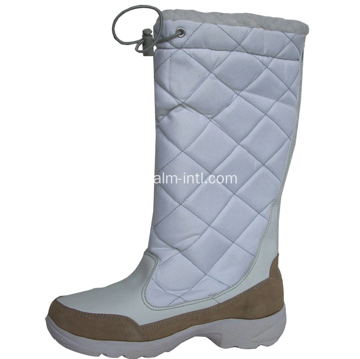 Fashionable TPR-Outsole Winter Boots