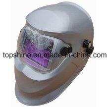 Protección de la máquina profesional de cara completa PP Máscara de soldadura industrial estándar
