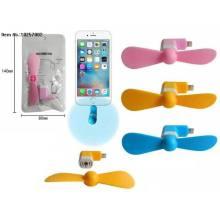 Mini ventilador móvil juguetes para niños