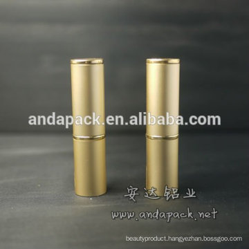 Gold Makeup Packaging Lipstick