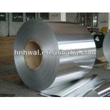 Высокое качество и конкурентоспособная цена 508 мм бумажная основа алюминиевая кровельная катушка