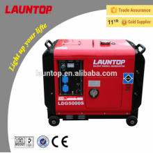 5.5KW New type diesel silent generator for sale