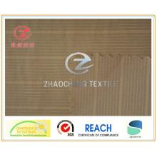 400T Semi-Elastic H-Line Pongee Fabric (ZCGF086)
