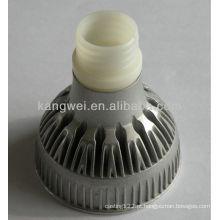Alumínio die casting peças para iluminação LED