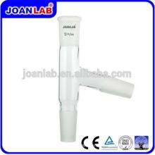 JOAN Lab Glass Standards Joints Cabeça de conexão de destilação de 75 graus