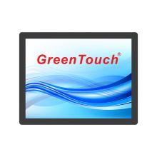 15 Zoll tragbarer Touchscreen-Monitor mit kapazitiver Technologie