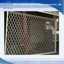 Façades en métal à grillage métallique pour Buidling