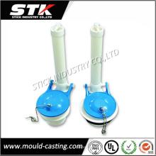 Piezas de montaje del tanque de agua de Toliet del moldeado plástico de la inyección de China