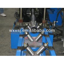 machine à tubes ronds en acier