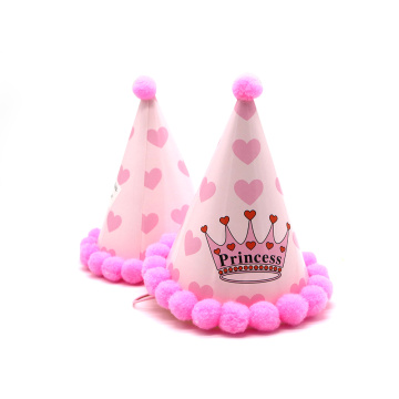 Cappellino decorativo Happy Birthday