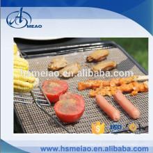 Fireproofing Non-stick churrasqueira grade malha