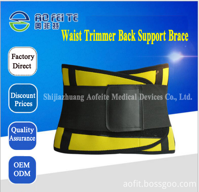 waist apron pvc