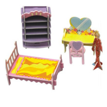 Creativity Handicraft Toys Furniture