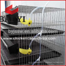 Layer Quail Cage Para Poultry Farm Equipment