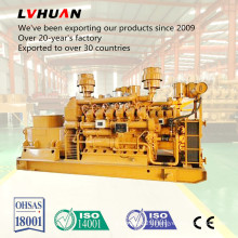 Continuous Work for Coal Bed Generator Set