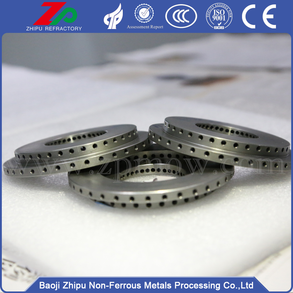 Tungsten Flange Coupling Applications