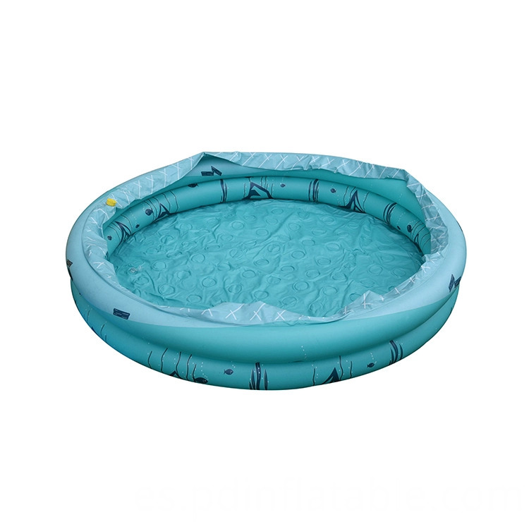 inflatable child pool