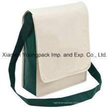 Promotional Custom Eco Friendly Non-Woven Shoulder Messenger Bag