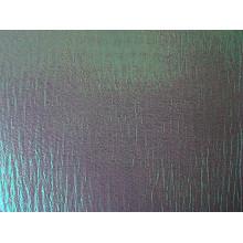 Crinkle/Wrinkle Rainbow Organza Fabric