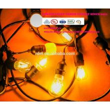 SLO-108 multi lampe titulaire string s'allume avec prise schuko VDE EU cordon d'alimentation
