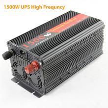 Inversor de onda sinusoidal de 1500 W con función UPS