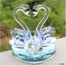 Hot Popular Crystal Swan for Wedding Gift
