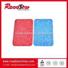 Colorful Mesh reflective fabric for shoes material