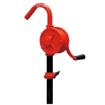 SY series hand manual suction pressure rotary pump