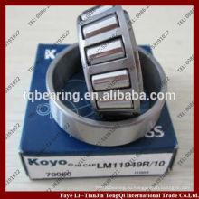 одиночного рядка подшипника ролика конусности koyo 32005jr 57551 lm102949/10 lm67048 m12649/10 l44649r/10 прайс-лист