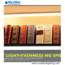 Luminaires linéaires rigides à quincaillerie 15W (MB-RB02)