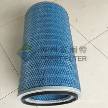 FORST Power Plant Pulse Jet Air Intake Filter Cartridge Manufacture