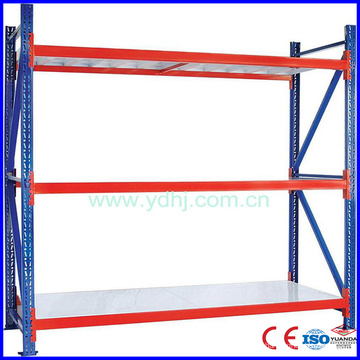 Heavy Duty Warehouse Metal Shelf Storage System 4 capas