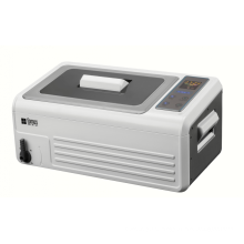 Máquina ultrassônica digital para laboratório dentário portátil 6L