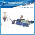 PVC производственная линия гранулирования горячей резки и инженеры за рубежом