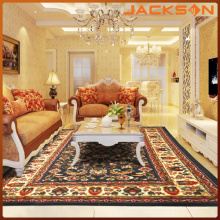 Tapis moderne bon marché adapté aux besoins du client de tapis