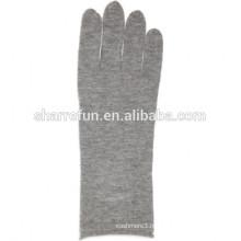 Супер теплый роскошный 100% чистый кашемир вязаный длинный перчатки цена