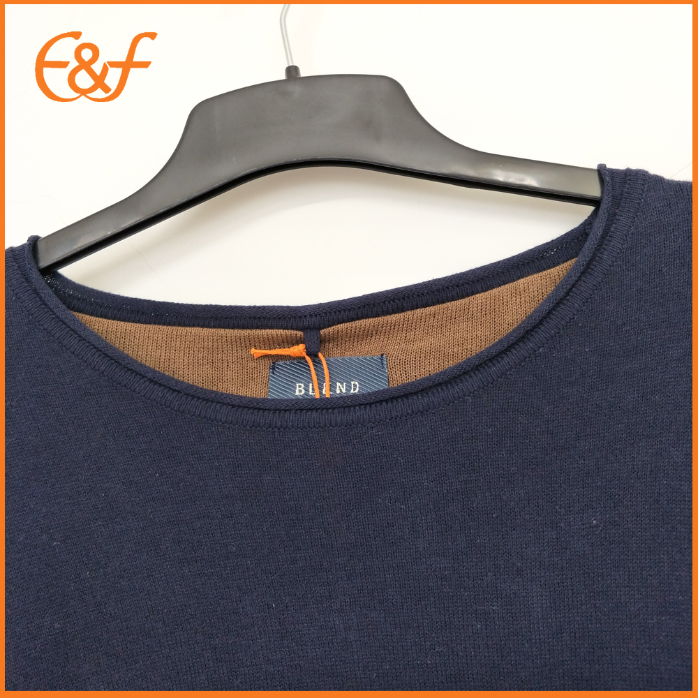 Men round neck sweater