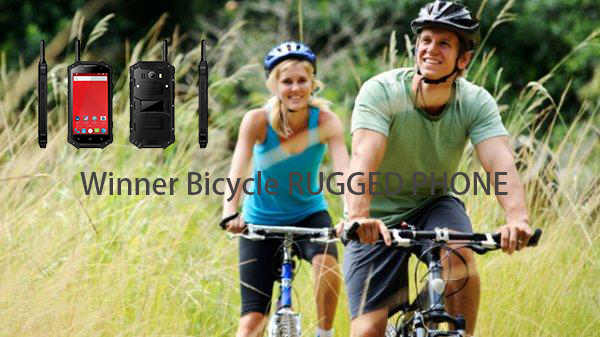 Bicycle RUGGED PHONE