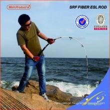 ESR001 SRF Nano Rápido ação 1pc Luz Rotação Australiana Estuário Popular vara de pesca