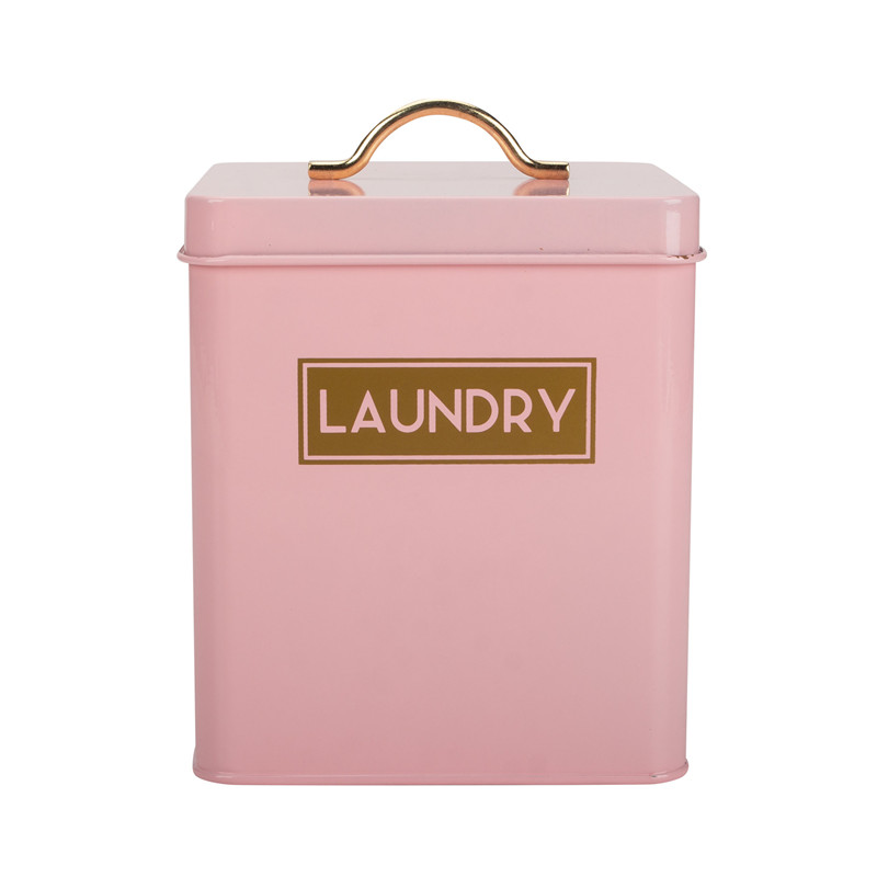 Laundry Powder Bin Wash
