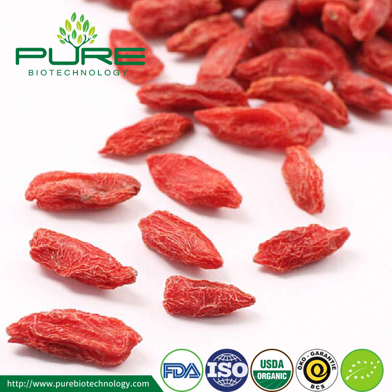 eu nop fad organic dried goji berries