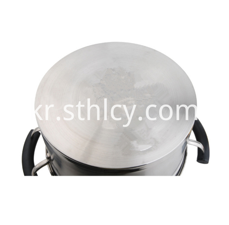 Stainless Steel Sauce Pot341