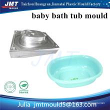baby plastic bath tub mould tooling