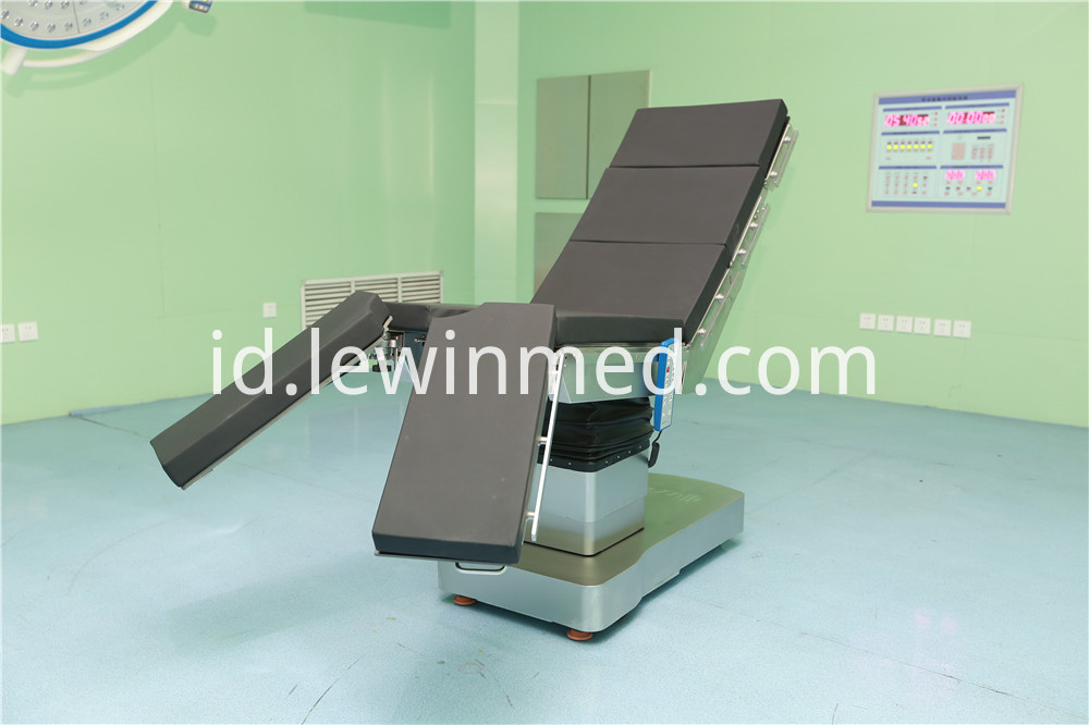 electric hydraulic operating table (4)